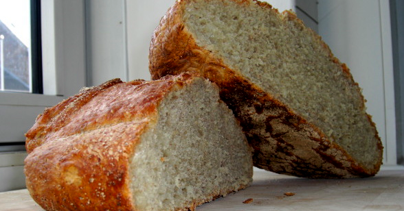 Godt brød, nemt at lave